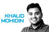 Khalid Mohidin