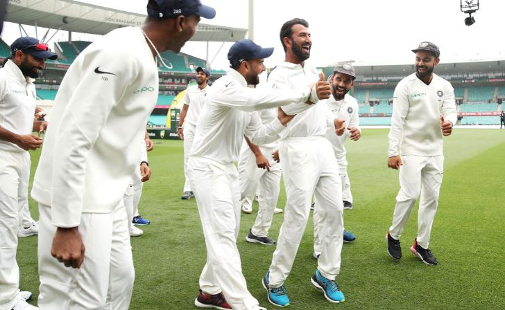 Pujara: Playing in SA, England helped me