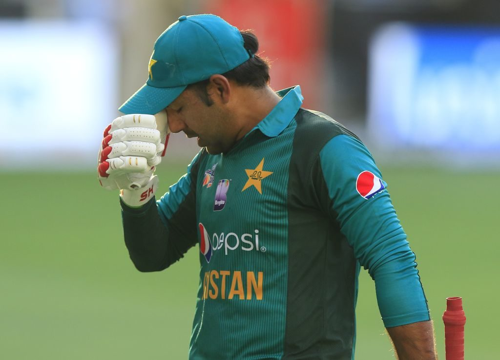 Sarfaraz retained as captain for World Cup