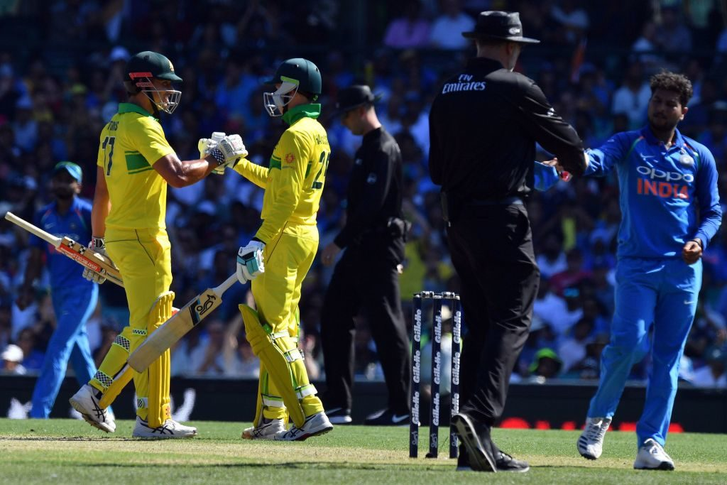 Sweet success in Sydney for Aussies