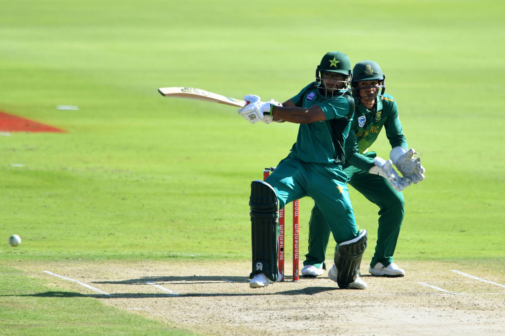 Imam-ul-Haq second to 1000 ODI runs