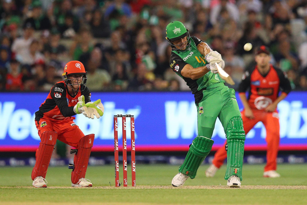 Stars, Renegades share honours on derby day