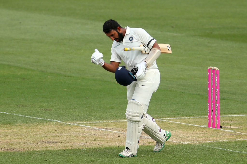 Pujara perfect on Day 1 in Sydney