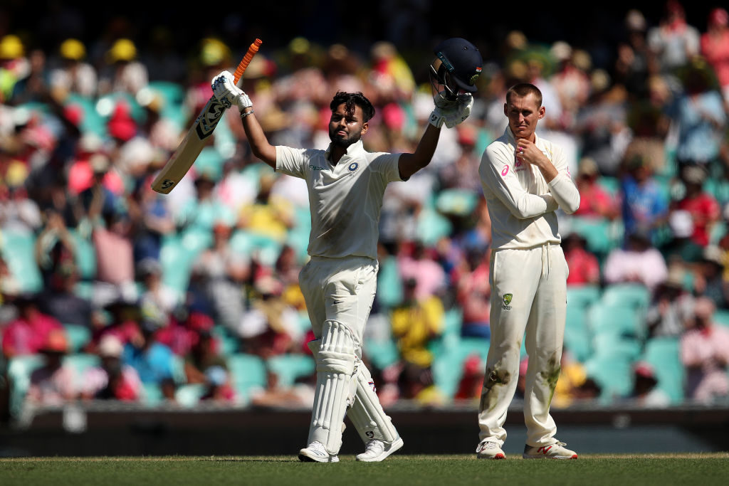 Monster India innings crushes Aussie hopes