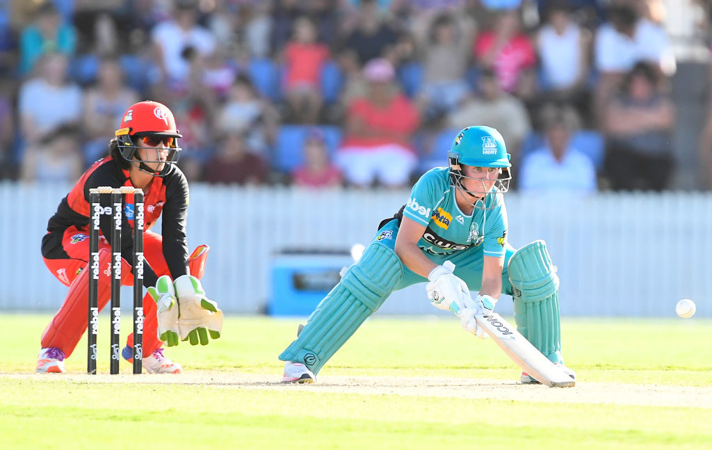 Sydney sides score big in Big Bash