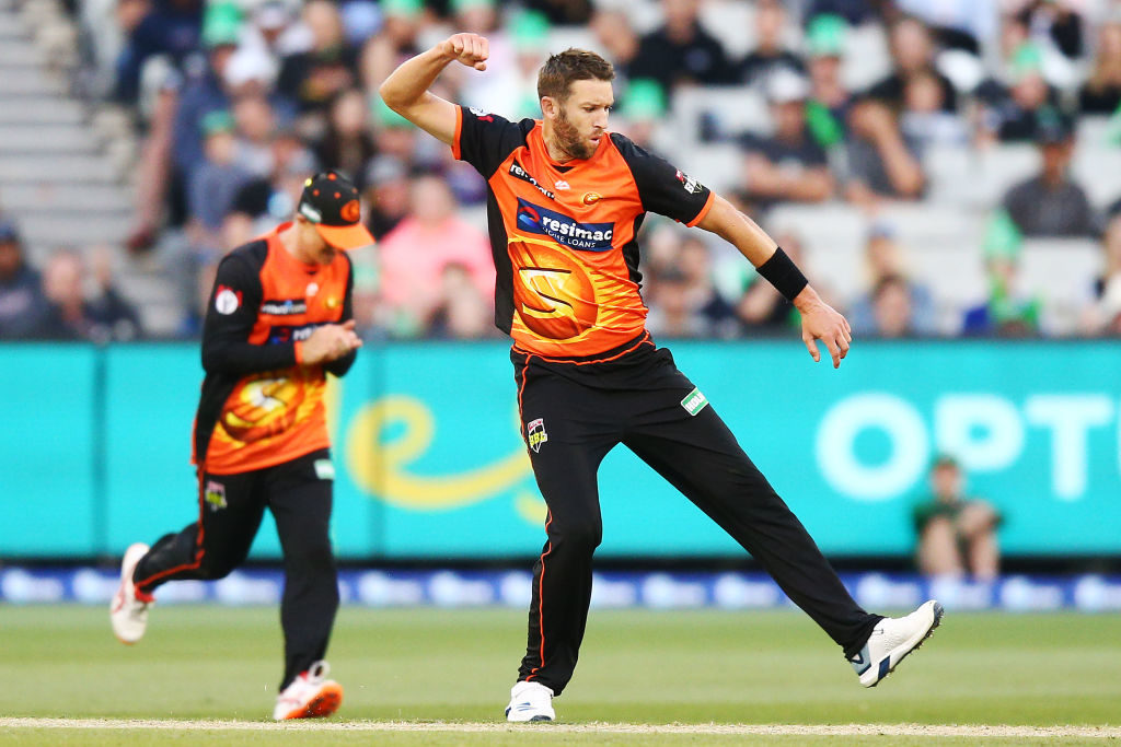 Stars Tye'd up by Scorchers