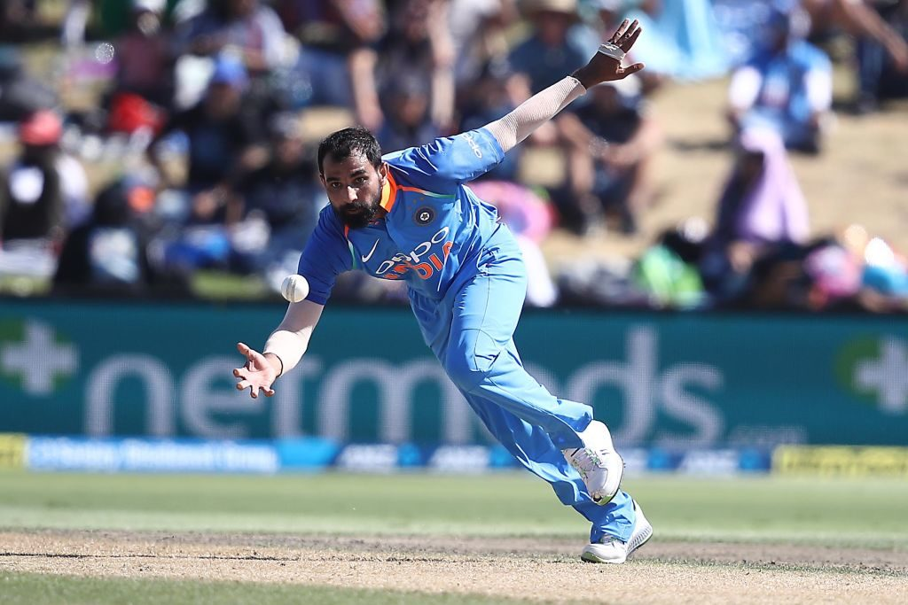 Shami stakes claim for CWC berth