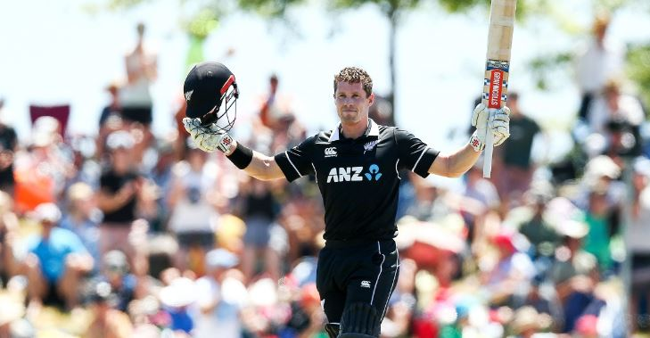 New Zealand's Nicholls gets surprise reminder of World Cup pain