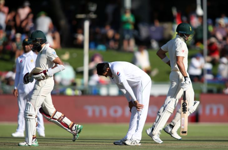 Three maybes for day two at Newlands