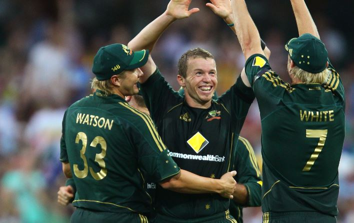 Siddle excited to end eight-year ODI hiatus