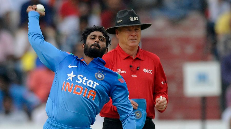 Indian spinner reported for suspect action