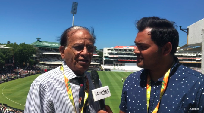 EXCLUSIVE: Qamar Ahmed ahead of his 450th Test