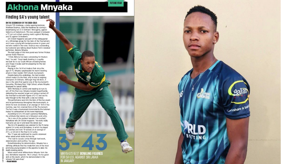Get to know the Cobras' new youngster