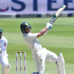 Hamza, De Bruyn take SA past 200