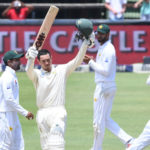 De Kock breaks century drought