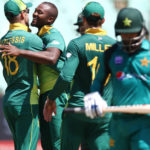Proteas skittle Pakistan for 203