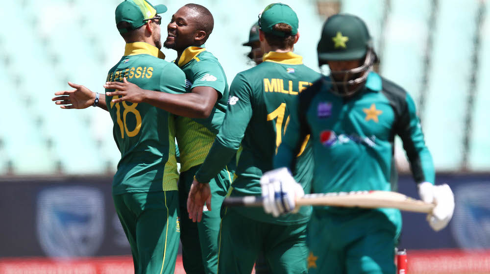 Pakistan to tour SA in April