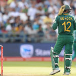 De Kock, Rassie, Faf clinch series