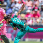 Usman sets tone for Pink Day upset