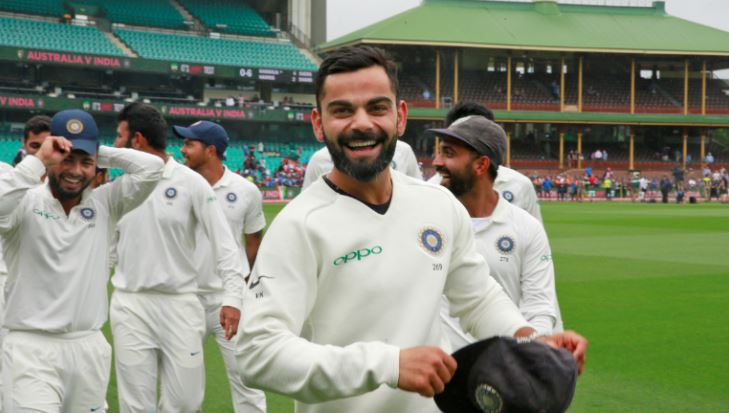 Kohli: Top of the pile of my achievements
