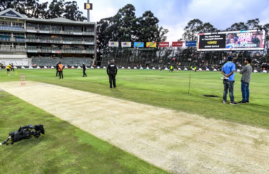 Wanderers pitch is 'fine' for final Test