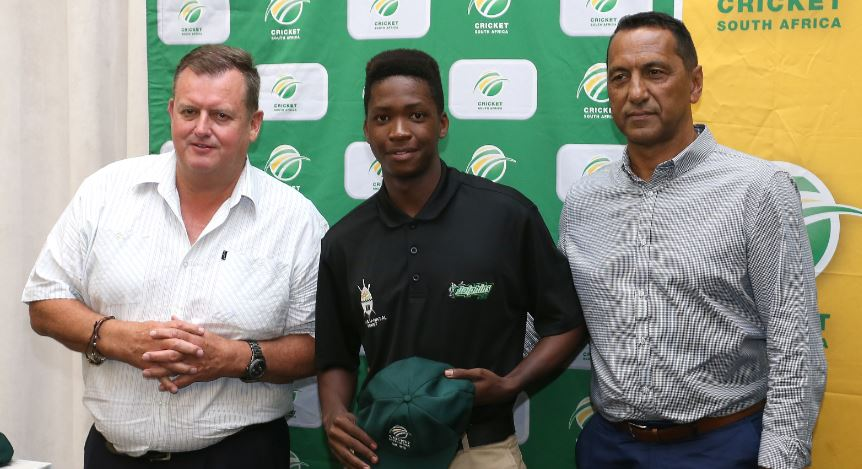 Moroe particularly proud of SA U19 duo