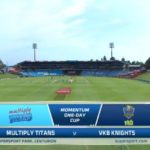 HIGHLIGHTS: Titans vs Knights (One-Day Cup)