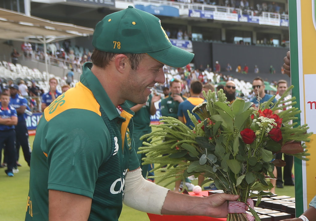 Three times the Proteas fell in love with Valentine's Day