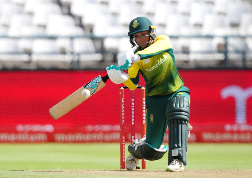 Clean sweep for Proteas Women