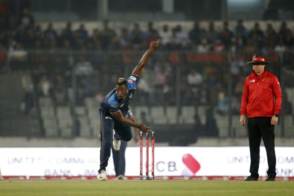 Russell's rampage takes Dynamites to BPL final