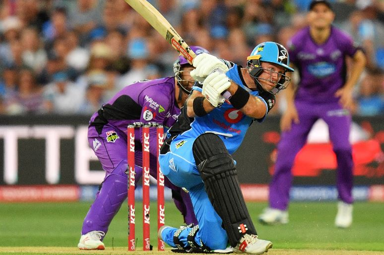 Early Big Bash League exit for Ingram