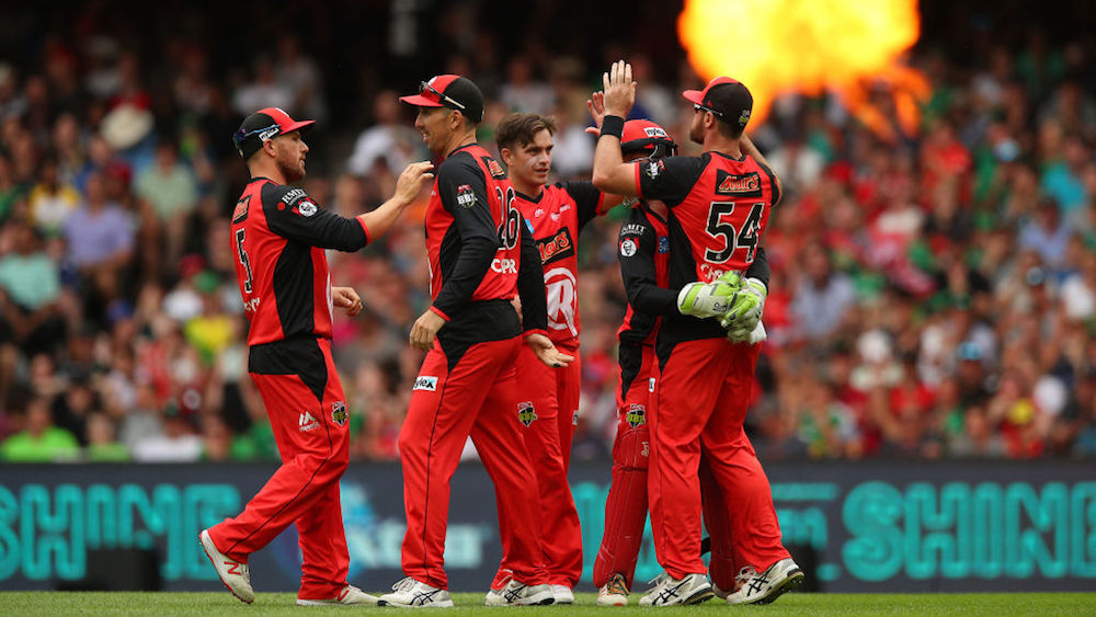 Fixtures for WBBL6 and BBL10 revealed