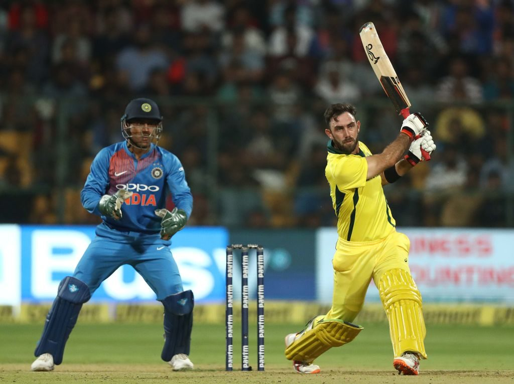 Maxwell ton dampens Kohli magic
