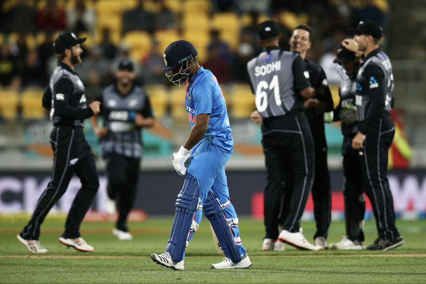 India suffer heaviest T20I defeat