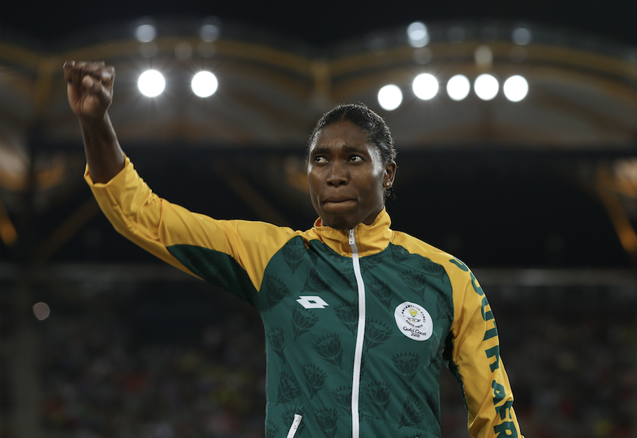 CSA backs Caster Semenya in CAS hearing