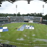 Another washout for the Lions