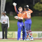 Sensational Verreynne ton sees Cobras home in last-over thriller