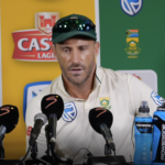 WATCH: 'My biggest low. Mentally we were soft' - Faf