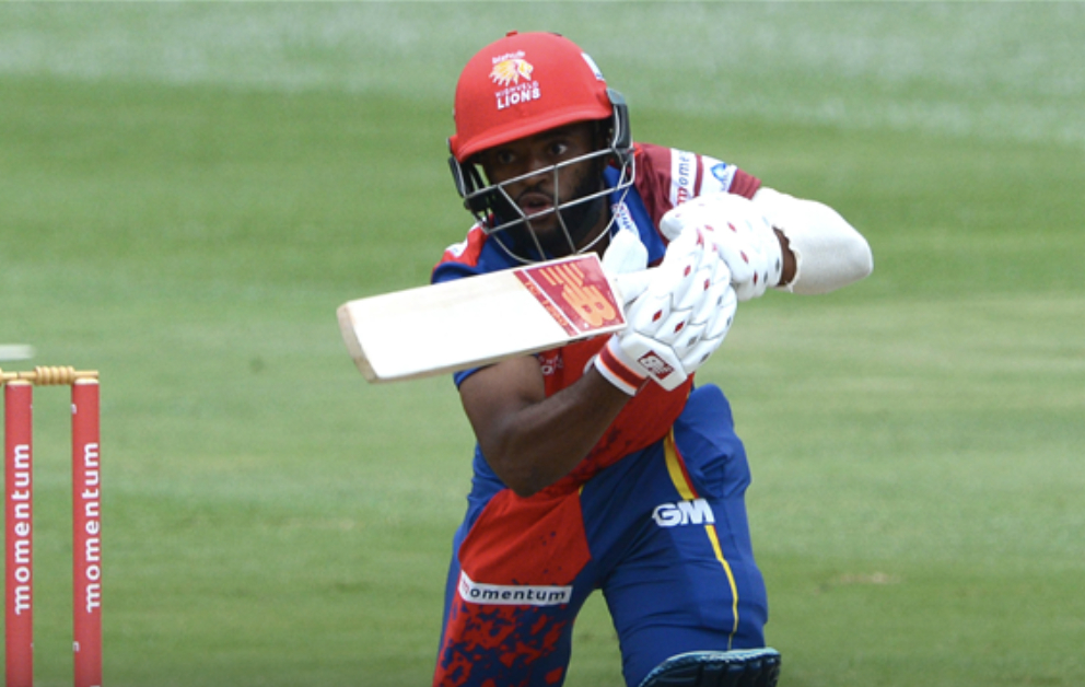 Bavuma ton drives Lions to 8-wicket win over Titans