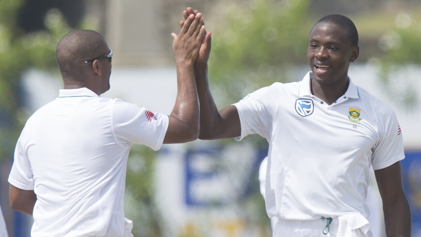 SA's quickest to 100 Test wickets
