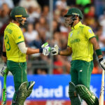 Faf impressed by Hendricks