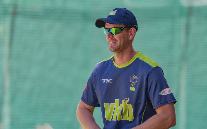 Coetsee, Knights want to 'get going' against Cobras