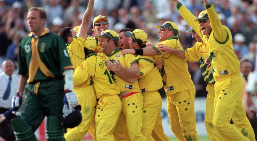 Klusener recalls the regret of THAT run-out