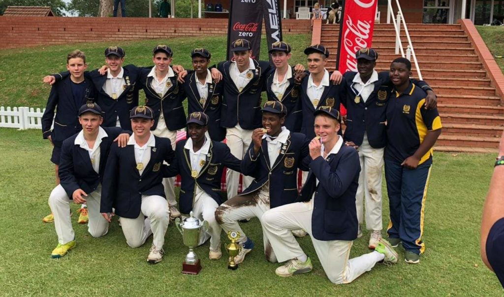 St Charles are the KZN Inland T20 champs