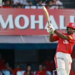 Gayle, Agarwal, Rahul put Indians to the sword