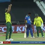 WATCH: Super-over thriller (SA vs SL)