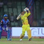 Chennai slide home against Capitals