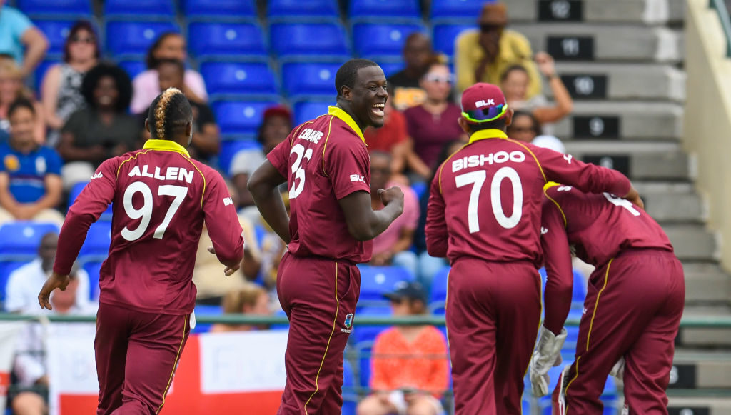Brathwaite believes Windies will rally for World Cup