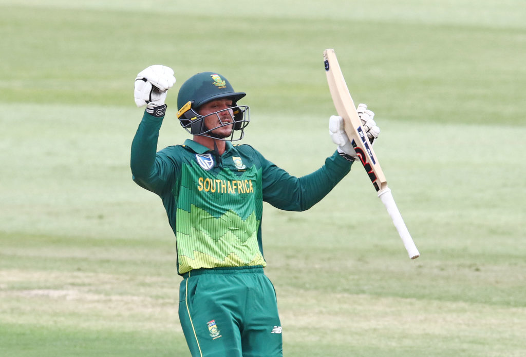 De Kock: I'm living my best life