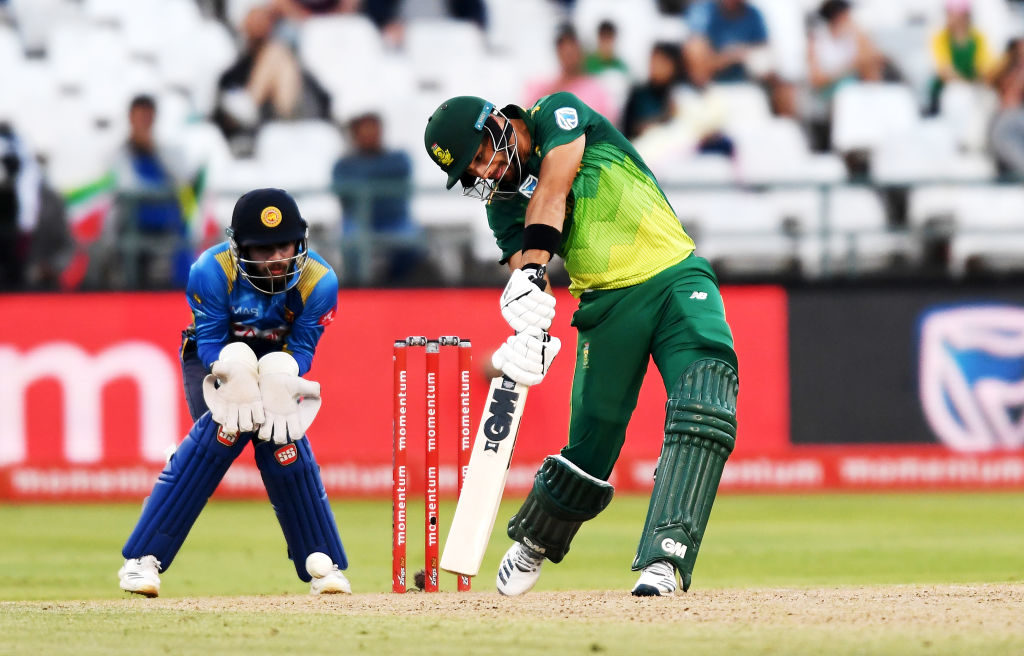 Proteas sweep series 5-0